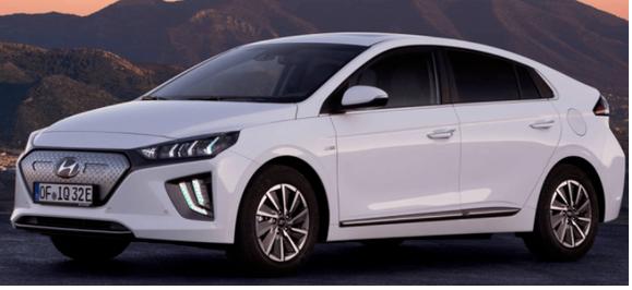 现代汽车推出了新款IONIQ混合动力系统