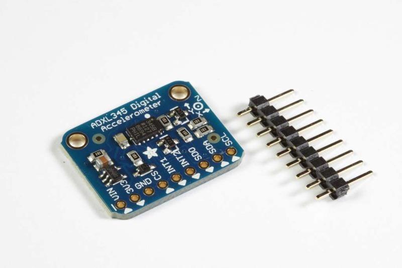 ADXL345数字加速度计的介绍