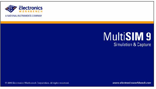 如何正确的安装MultiSIM 9.0软件