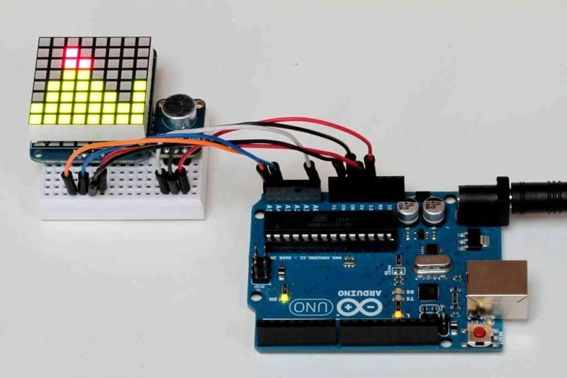如何使用Arduino将Adafruit驻极体麦...
