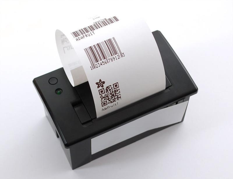 热敏打印机的使用