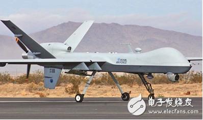 人工智能助力下 无人机作战能力也将不断提高