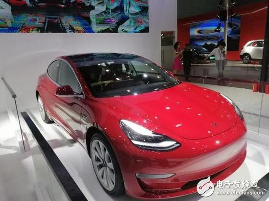 特斯拉计划2020年1月底完成国产Model3电动汽车的交付