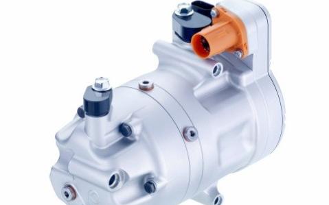 皮尔博格研发的电动空调压缩机有什么功能?