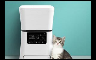 如何科学喂养爱宠?用萤石智能可视宠物喂食器