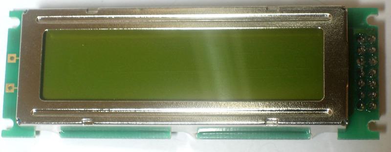 如何将带有8x2接头的LCD的屏蔽层焊接在一...