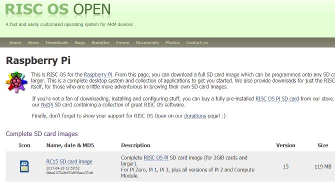 如何使用RISC操作系统将树莓派变成复古PC