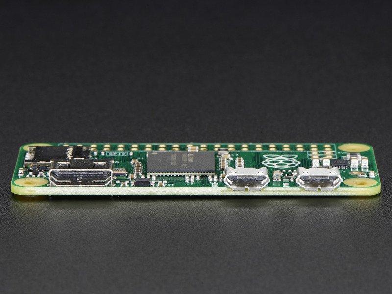 如何将您的树莓派Zero变成USB小工具