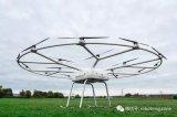 Volocopter日前推出一款大型多轴无人机
