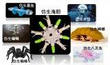 来自外星的异形?一种新型的仿生机器人UrchinBot