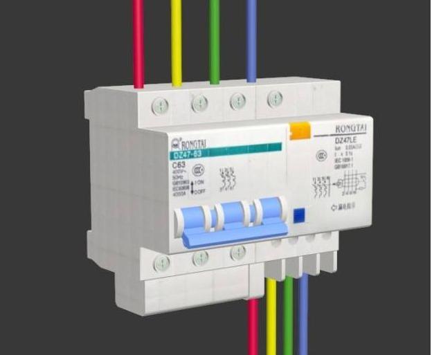 漏電保護器的應用范圍及特點