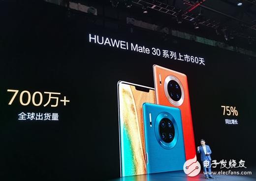 华为将推出MatePad系列新品 Mate 30系列首款5G手机亮相