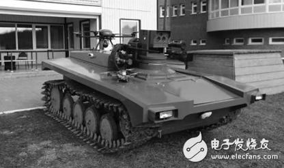 俄罗斯版的作战机器人即将来临 军事力量进一步加强