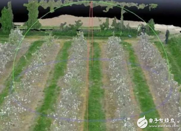 无人机和人工智能进驻果园 帮助果农最大化果园作物...