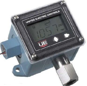 电子压力开关的结构组成与特点应用