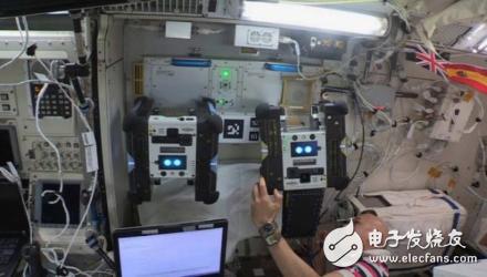 NASA完成Astrobee系统的第二个机器人部...