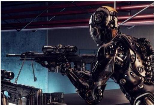 机器人战士走上战场后会怎样