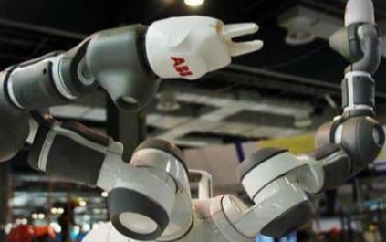 ABB在工业机器人领域有哪些新的产品和解决方案