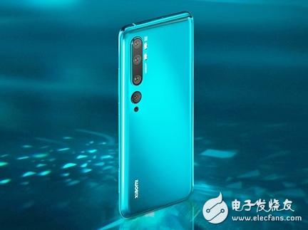 小米CC9 Pro是全球首款量产的一亿像素手机 DXOMark排行榜评分第一