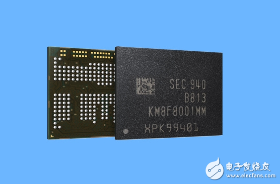 三星为满足市场需求 率先量产12GB容量的多芯片...
