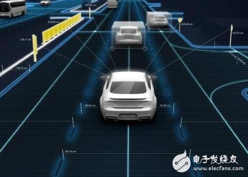 自动驾驶汽车不能使用普通地图导航 需要使用机器人...