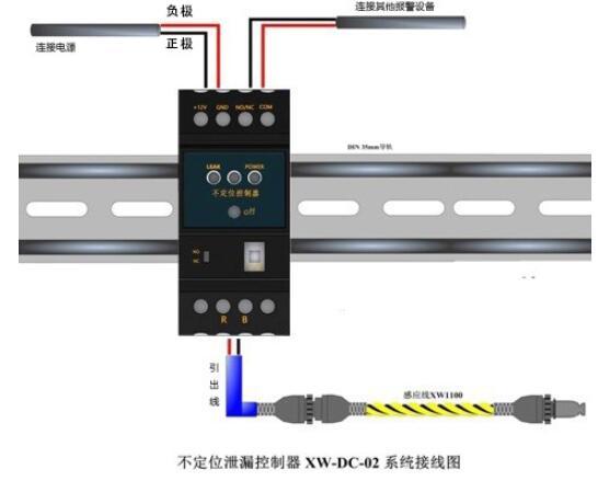 水浸传感器安装_水浸传感器接线图