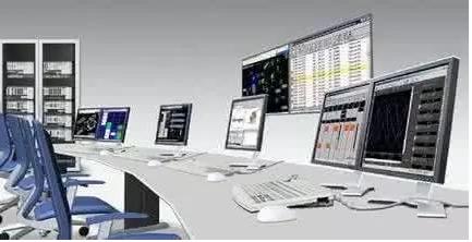 DCS系统组成图和分散控制系统结构图
