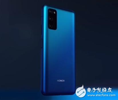 荣耀V30 PRO搭载全场景快充 全球首款旗舰5G Soc芯片
