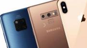 三星、華為和蘋果實力比拼,2020年智能手機10大趨勢揭曉