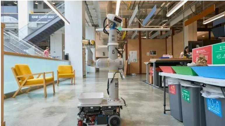 如何赋予机器人自学的能力