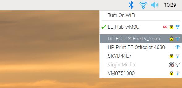 如何在树莓派3上设置Wi-Fi和蓝牙