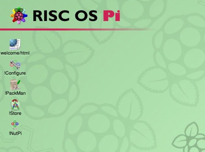 9種不是Linux的樹莓派操作系統