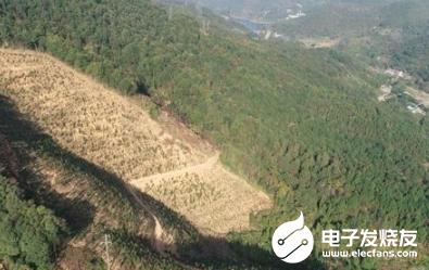 延平利用无人机发挥优势 筑牢森林安全防火墙