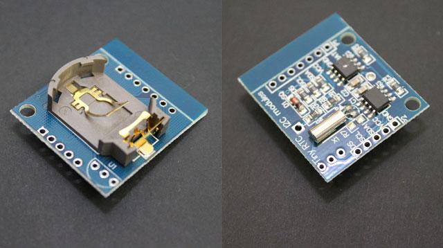 如何向Arduino添加实时时钟