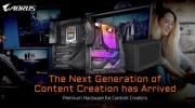 技嘉AORUS推出高端PC硬件陣容的全新X299X系列和TRX40系列