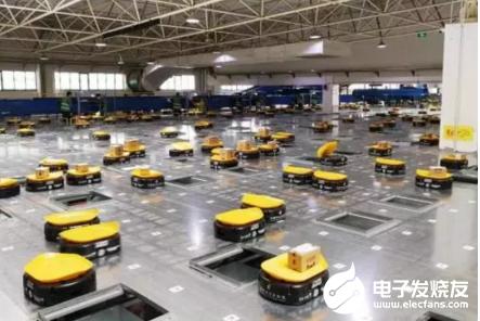 松下研发出充电技术 能给移动中的机器人进行充电