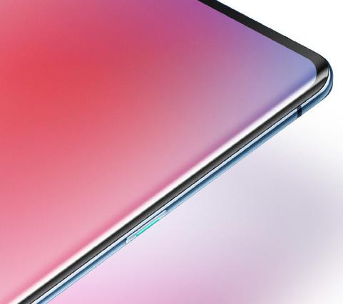 OPPO Reno 3系列手機將于12月份發布支持5G網絡厚度僅為7.7mm