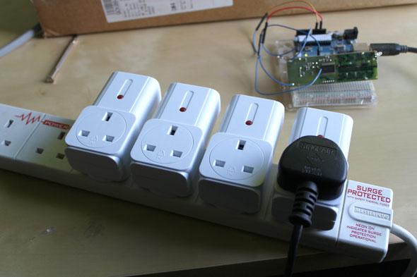 树莓派和Arduino的家庭自动化指南