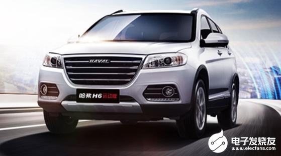 哈弗h6又出新车 更符合当下年轻消费者的需求