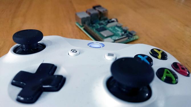 如何将Xbox One控制器连接到树莓派