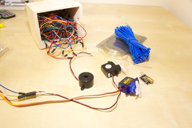 如何使用Arduino构建激光炮塔