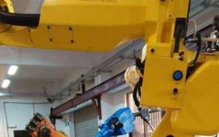 发那科M-20iA机器人的内部结构是怎样的