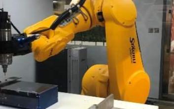 工业机器人的应用将会带给企业更高效的生产