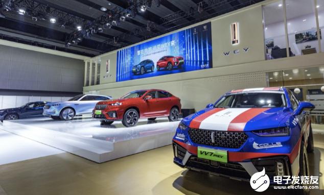 WEY发布新品 未来战略重心是新能源和自动驾驶