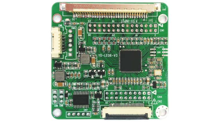 YD-LE08-V3转换板控制器的使用手册免费下载