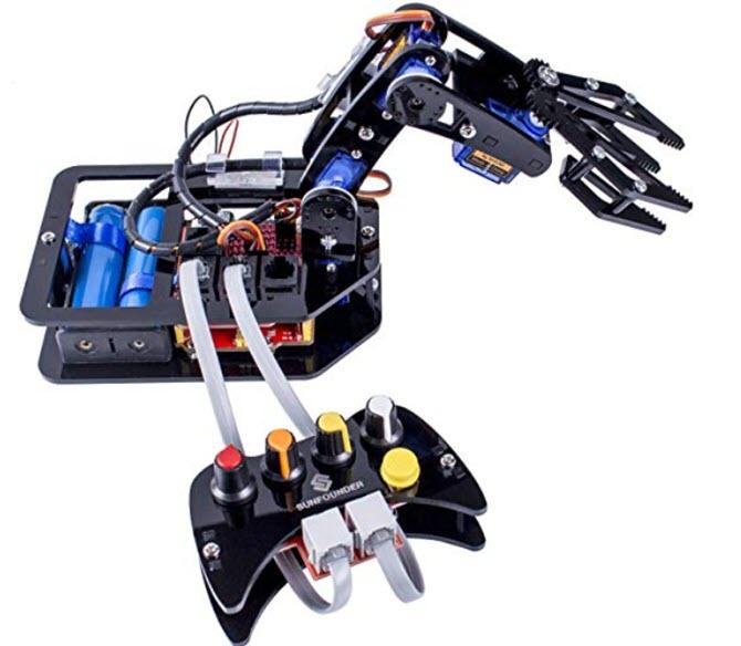 7种最佳机械臂套件介绍
