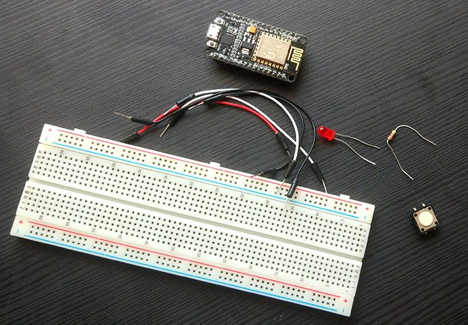 怎样使用ESP8266制作自己的Wi-Fi连接按钮
