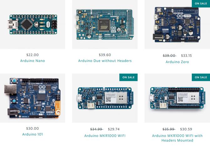 Arduino的简介