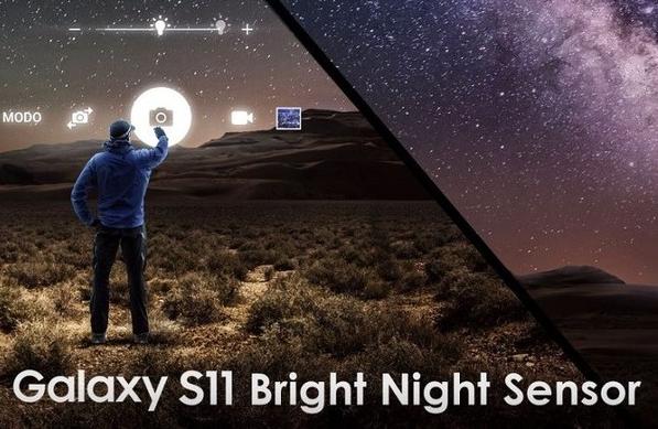 三星Galaxy S11系列手机曝光最高将配备1...