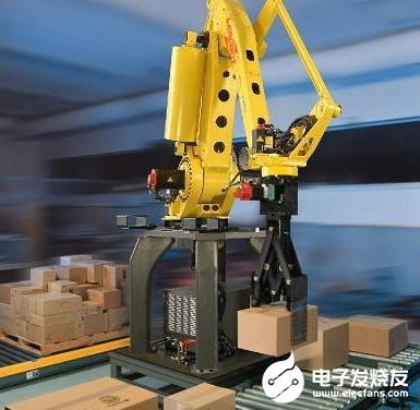 码垛机器人应用于食品工业领域 正在成为产业智能转...